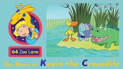 64 Zoo Lane - Kevin the Crocodile S01E02 HD