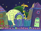 The Story of Melanie's Birthday Present