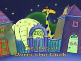 The Story of Doris the Duck