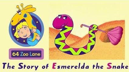 64 Zoo Lane - Esmeralda the Snake S01E24 HD
