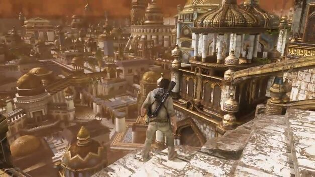 5 Awesome Locations in the Uncharted Series