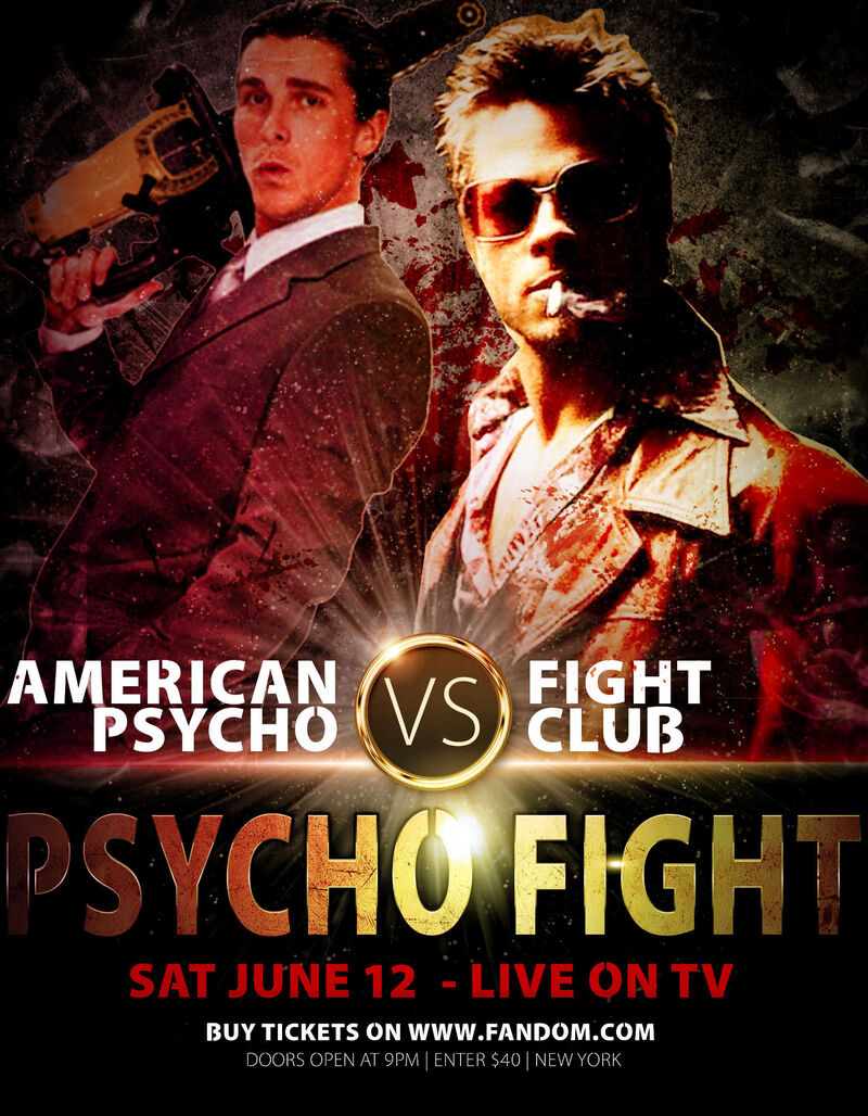 versus-american-psycho-fight-club