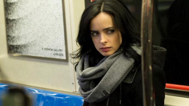 Krysten Ritter in Netflix's 'Jessica Jones'