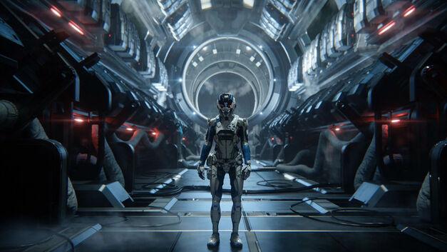 Mass Effect Andromeda timeline