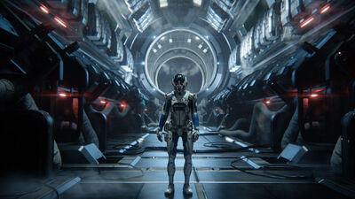 'Mass Effect Andromeda' Launch Trailer Drops a Massive Spoiler Bomb