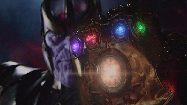 thanos infinity stones hero