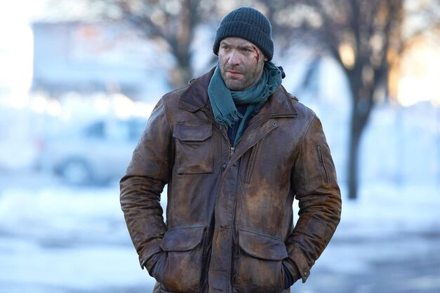 Corey Stoll in FX's The Strain.