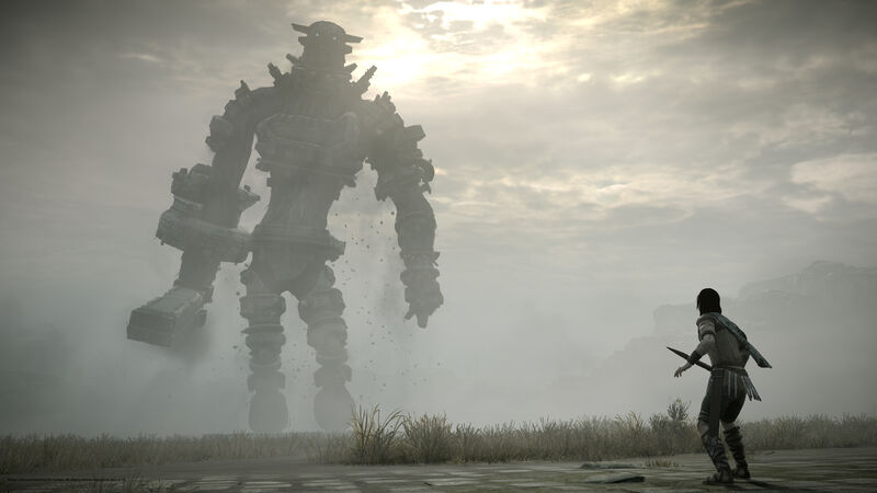 shadow of the colossus review becoming the monster fandom