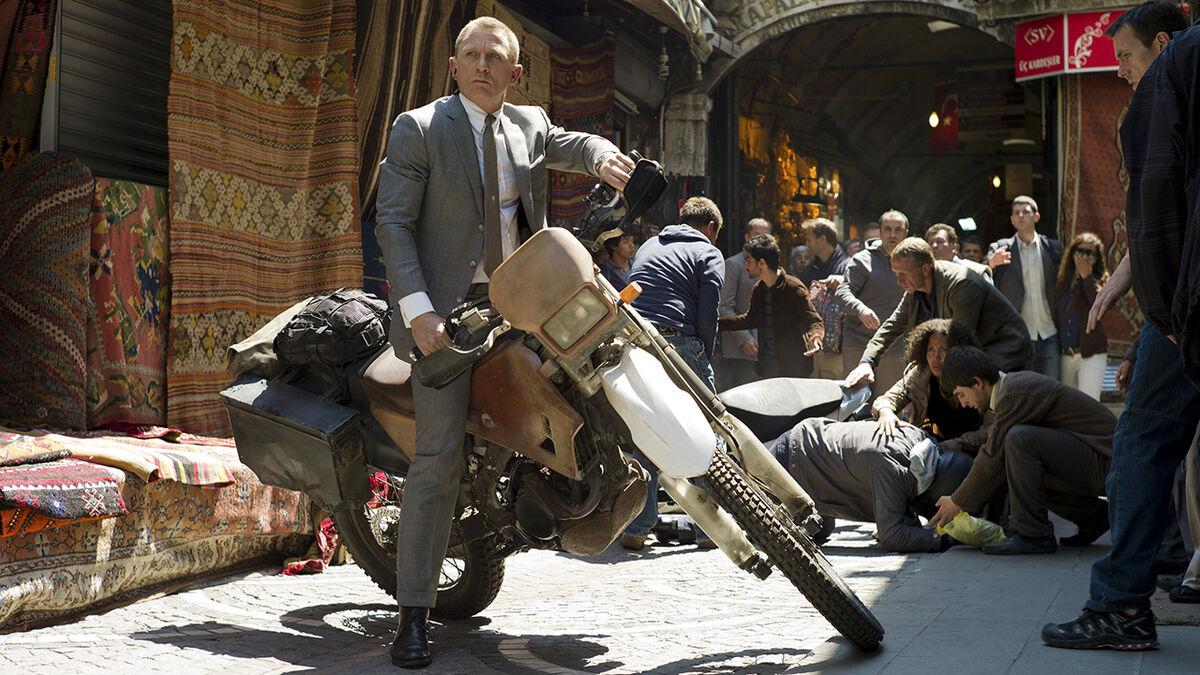 Bond-bike