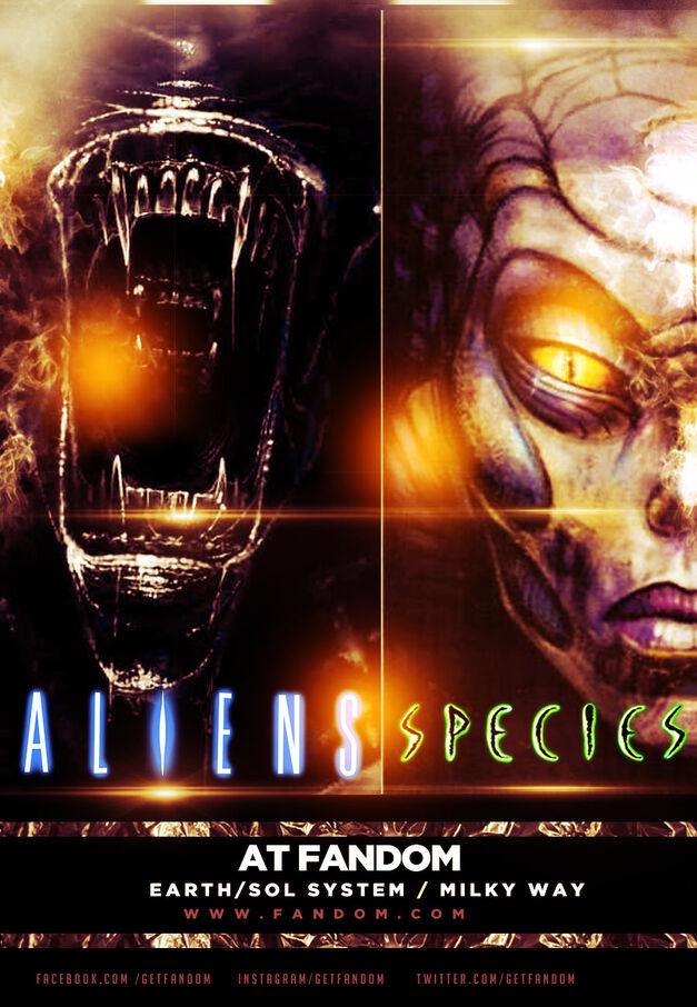versus-aliens-species