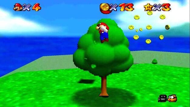 Super-Mario-64-Collectibles