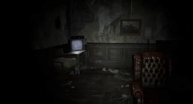 Resident Evil VR - TV