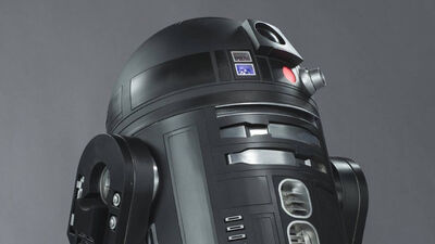 Meet C2-B5, the New Astromech in 'Rogue One: A Star Wars Story'