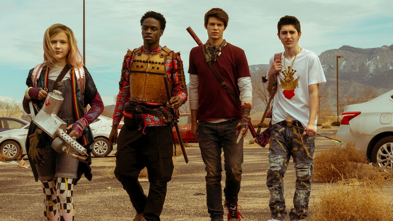 'Daybreak' Teases a Post-Apocalyptic 'Ferris Bueller'