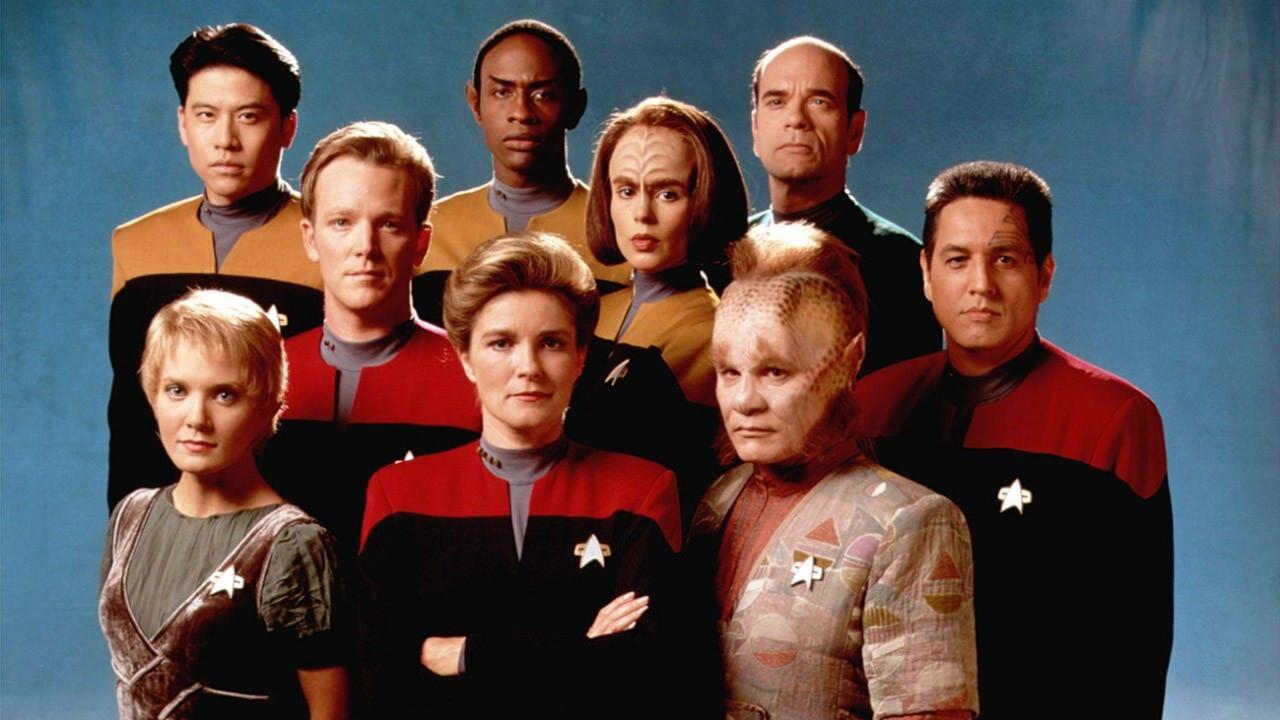 Star Trek Voyager Episodes