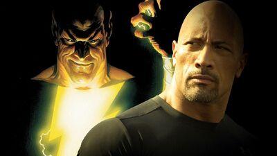 The Rock is Getting a 'Black Adam' Film