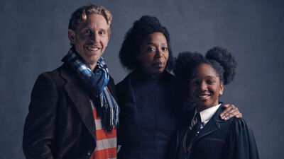 More Cast Photos from 'Harry Potter and the Cursed Child'