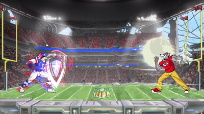"Check Out the AFC Championship Mascots in the ""Ultimate"" Video Game Match-Up"