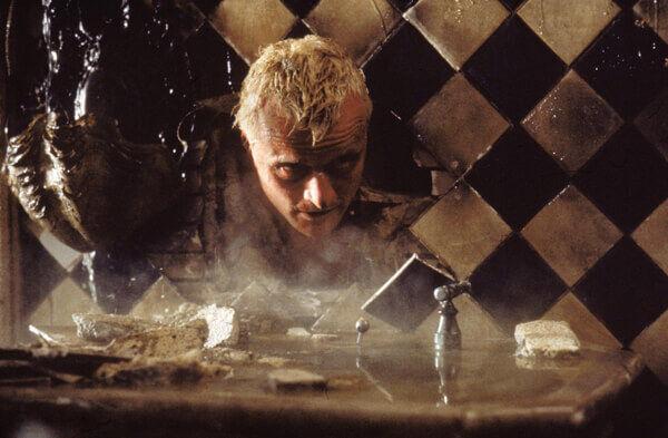 Roy Batty Head Through Wall