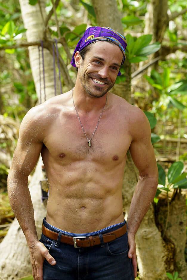 Ken McNickle Survivor season 33 Gen Xers Takali tribe