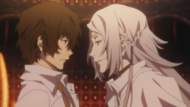 Dazai and the Collector