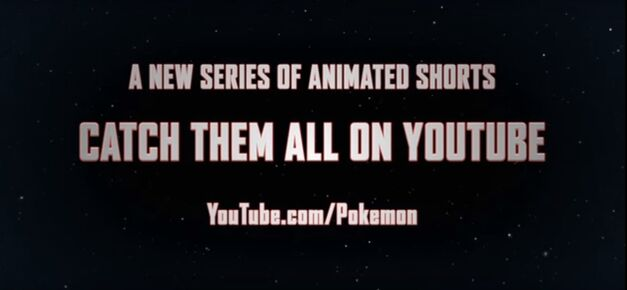 Pokemon Generations will be available on the Pokemon YouTube channel