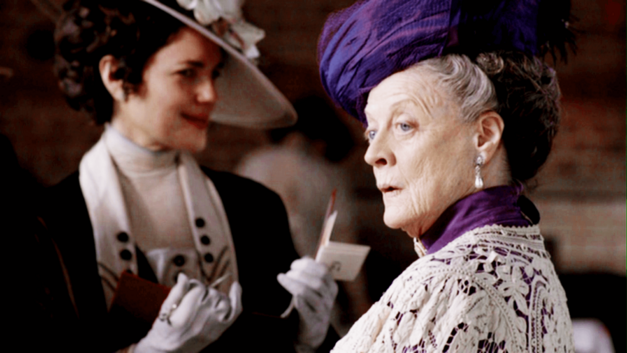 Dowager-I-Must-Have-Said-It-Wrong