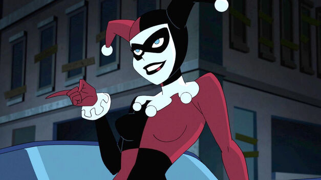 Batman The Animated Series Harley Quinn