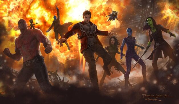 Guardians 2 - Must-See Comic-Con Panels