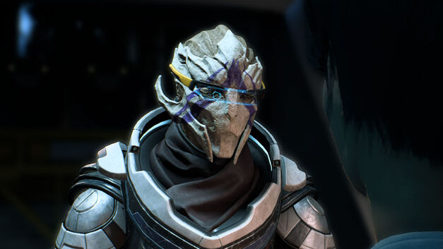 Vectra Mass Effect Andromeda