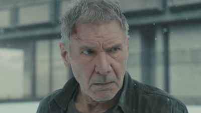 'Blade Runner 2049': Harrison Ford on Reprising His Iconic Deckard Role