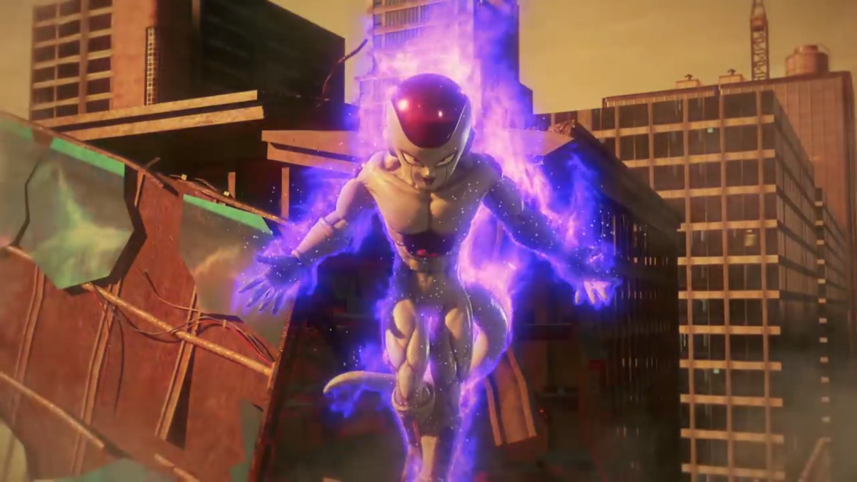 Frieza in Jump Force