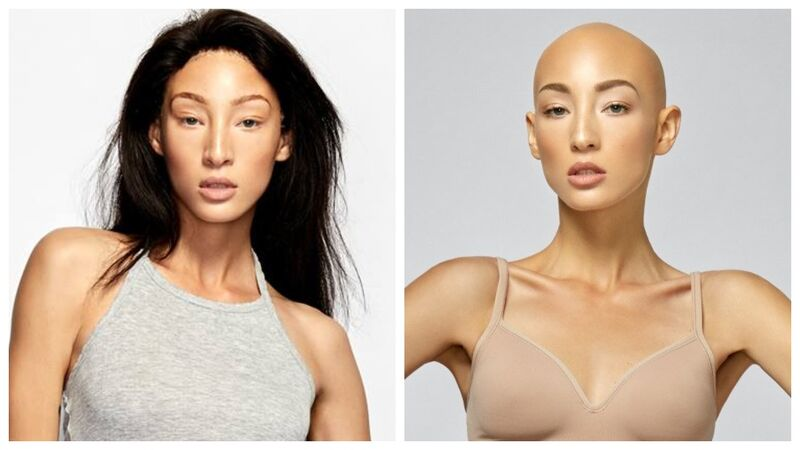 the best makeovers in america s next top model history fandom