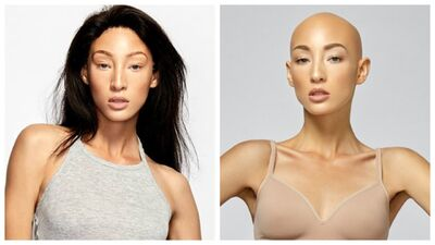 The Best Makeovers in 'America's Next Top Model' History