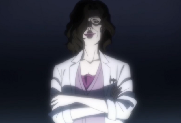 Misako Togane from Psycho-Pass