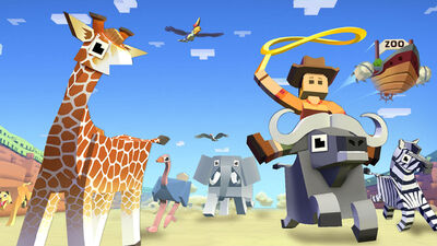 Phone Fun: 'Rodeo Stampede' Is a Wild Ride