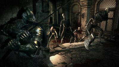 'Dark Souls III' and the Reward of Repetition