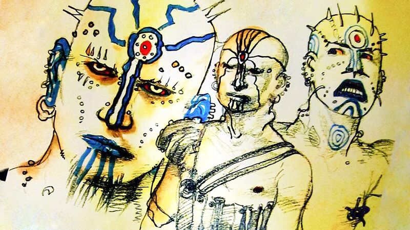 Unseen Mad Max Fury Road Storyboards Were More Extreme  Fandom