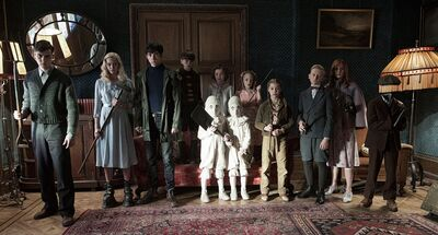 'Miss Peregrine's Home for Peculiar Children': Meet the Cast