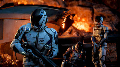 Where to Start With 'Mass Effect: Andromeda' Multiplayer