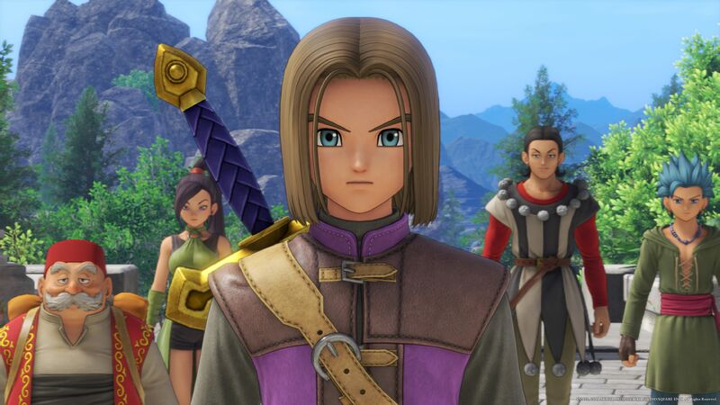 Dragon Quest XI' Review: Echoes of Many Other JRPGs | FANDOM