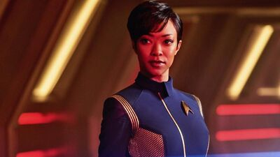 'Star Trek: Discovery:' Burnham is Visited by a Ghost from Her Past