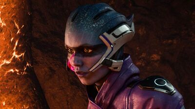 Watch Peebee's First Full Mission in 'Mass Effect: Andromeda'