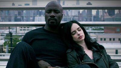 A Romantic History of Jessica Jones and Luke Cage