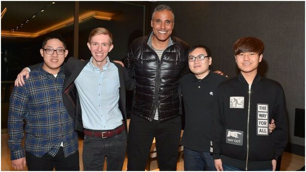 Rick Fox and Echo Fox esports