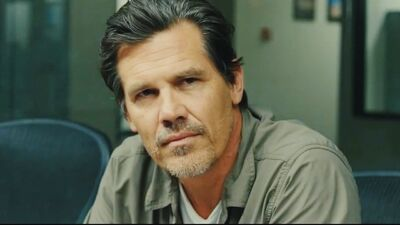 Thanos (Josh Brolin) Is Playing Cable in 'Deadpool 2'