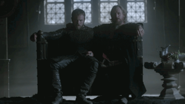 Vikings season 3 Ecbert Aethelwulf
