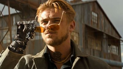 All About the Villains in 'Logan': Donald Pierce and the Reavers