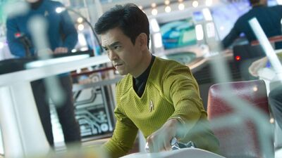 Writer Doug Jung Plays Sulu's Spouse in 'Star Trek Beyond'
