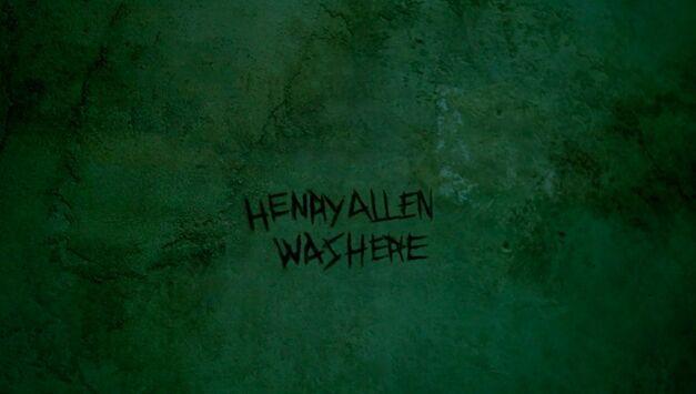 Henry Allen The Flash